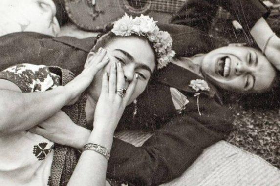 Foto de Nickolas Muray. 1945.