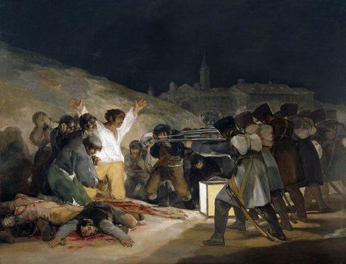 Fusilamientos del Tres de Mayo