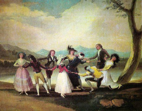 https://commons.wikimedia.org/wiki/File:La_gallina_ciega_(Goya).jpg