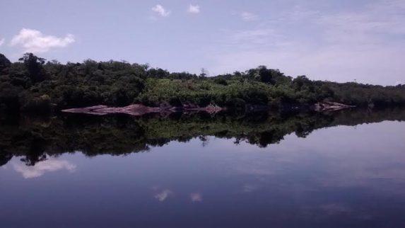 El Río Negro. Foto: Natalia Viana