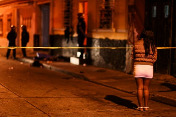 Una mujer que se dedicaba a la prostitución fue asesinada el 1 de febrero.