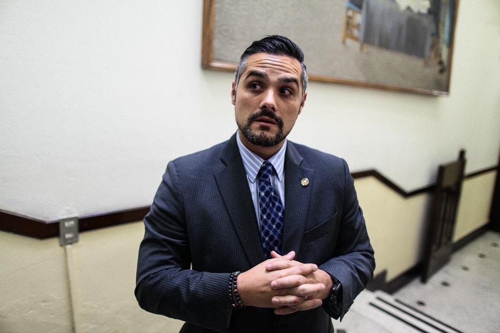 Diputado Luis Hernández Azmitia.