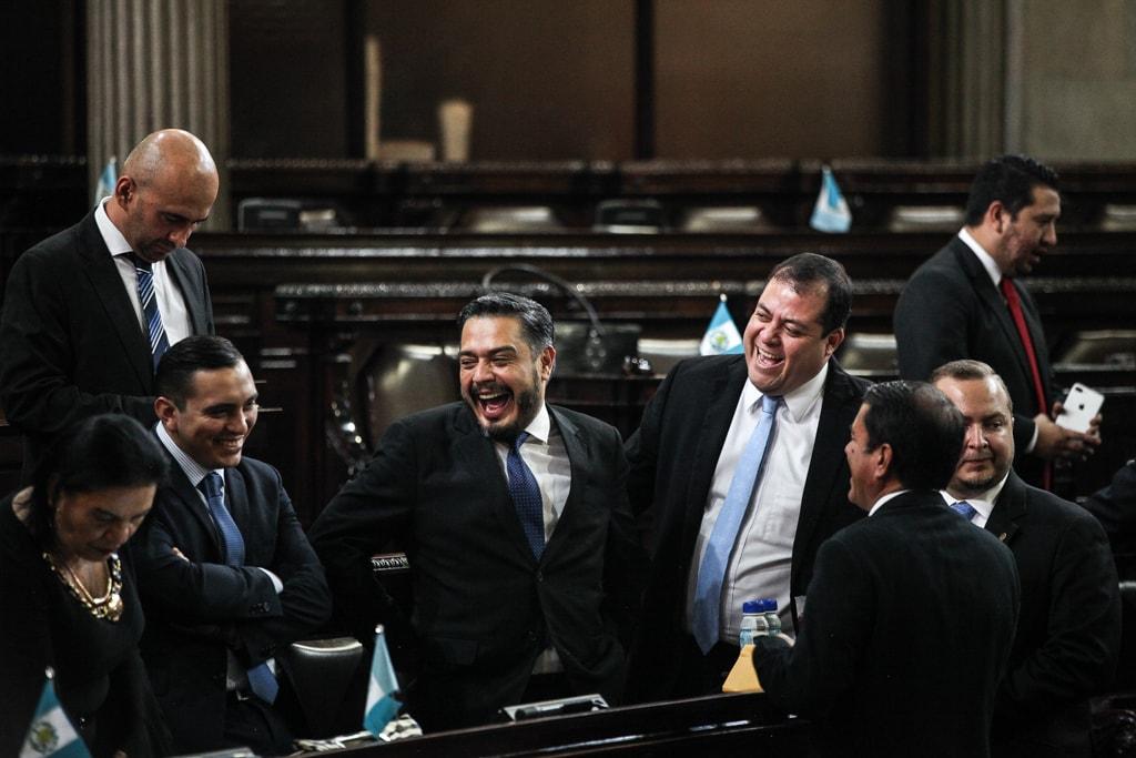 Resultado de imagen para la impunidad del congreso en guatemala
