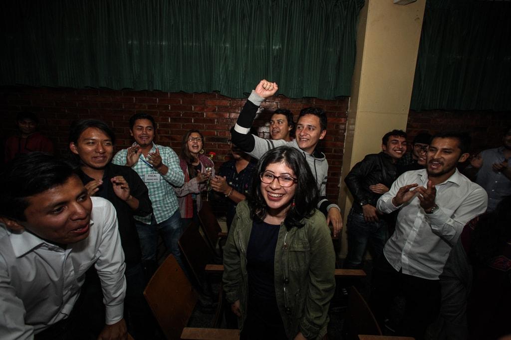 El día de la victoria de Lenina García.