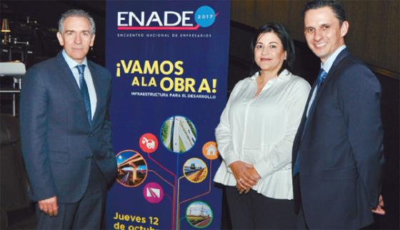 Karla Menocal fue vicepresidenta del ENADE de 2017. Foto: ElPeriódico.