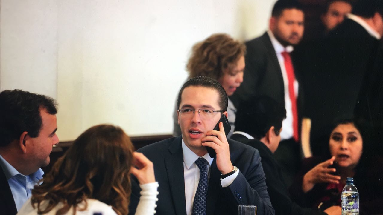 Felipe Alejos fue electo el pasado 13 de enero como primer vicepresidente de la actual junta directiva del Congreso de la Repúbica y dos semanas, fue sindicado en el caso traficantes de influencias revelado por el MP y la CICIG.