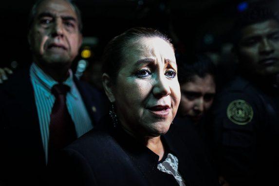 Blanca Stalling, la abogada con más conexiones que se enfrentó al trabajo del MP y la CICIG.
