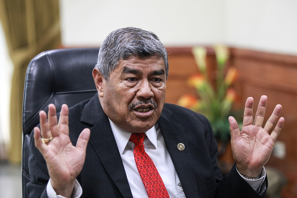 Carlos Enrique Mencos Morales, exjefe de la Contraloría General de Cuentas de la Nación. Foto: Carlos Sebastián.
