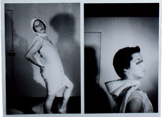 Adolfo, fue capturado simplemente por ser homosexual.