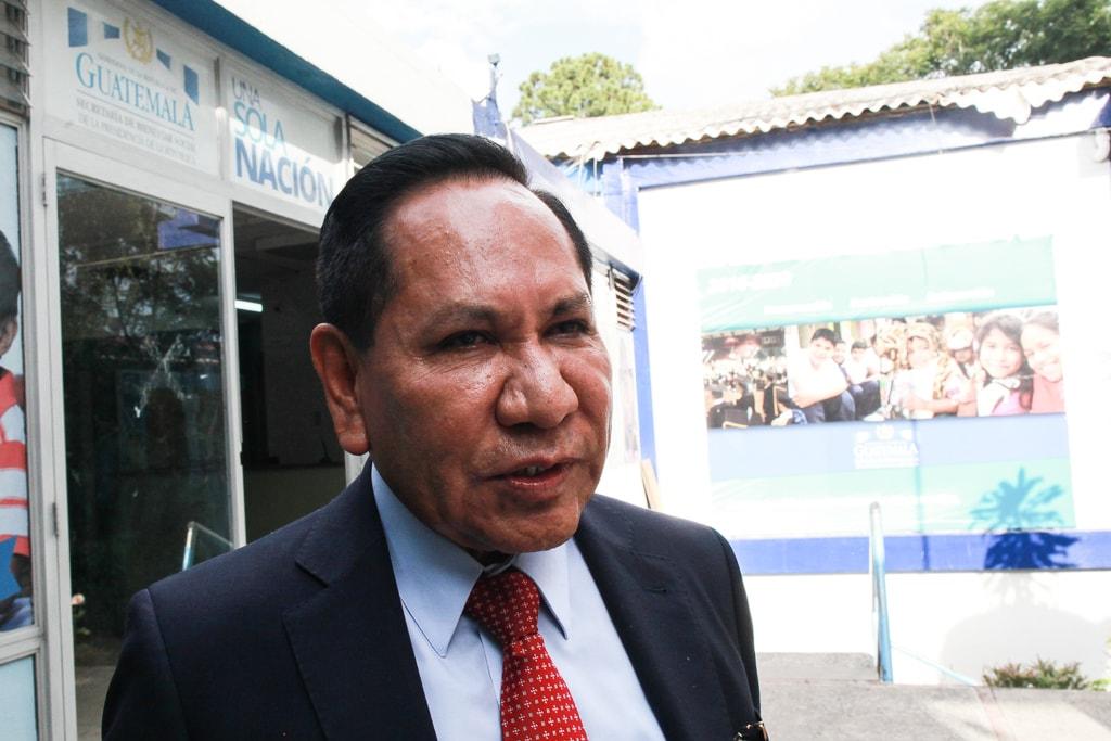 Julio Ixcamey.