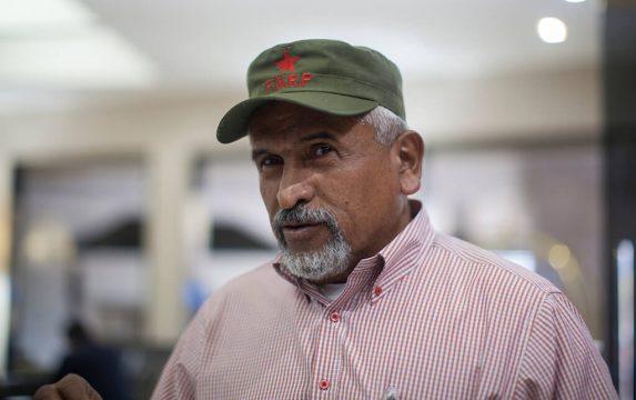 José Barahona, diputado del Partido Libre.
