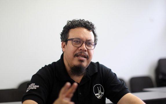 Eugenio Sosa, profesor de la UNAH.