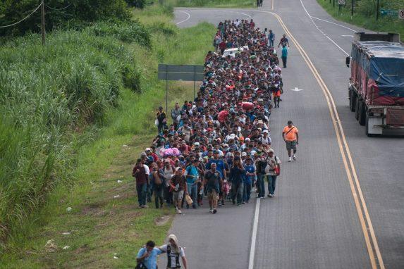 En México tratan de ser más ordenados. Saben que aquí las condiciones cambian para ellos.
