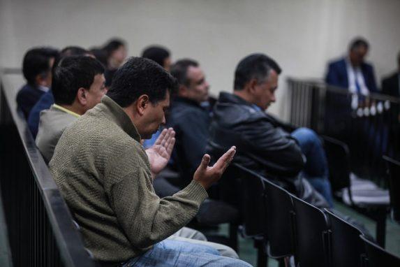 Durante la lectura fueron diversas reacciones sobre lo dictado. Hay tres absueltos que serán investigados por otros delitos.
