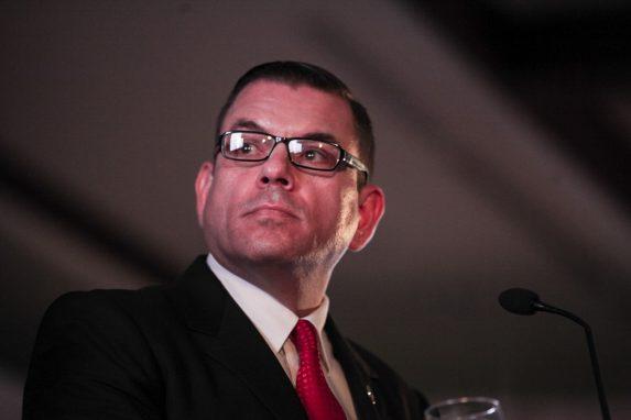 Manuel Baldizón, excandidato presidencial. Actualmente permanece en Estados Unidos.