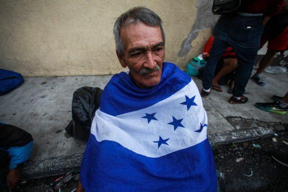 Guillermo confía en que lograrán llegar a Estados Unidos.