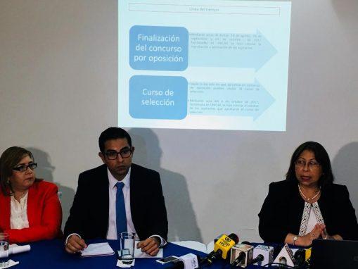 Los funcionarios que integraron el equipo de Thelma Aldana responden a los señalamientos hechos por la fiscal general Consuelo Porras.
