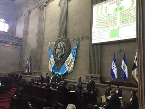 Diputados aprueban en tercera lectura el proyecto del Presupuesto General de Gastos 2019.