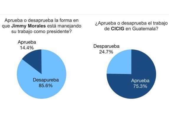Resultado de la encuesta hecha a través de Google Consumer Surveys.