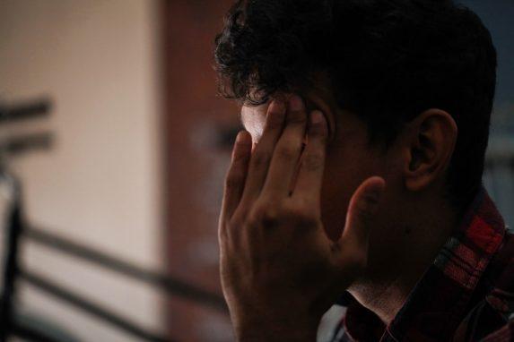 Luis denunció el caso en el MP y fue procesado como una agresión violenta. Foto: Carlos Sebastián