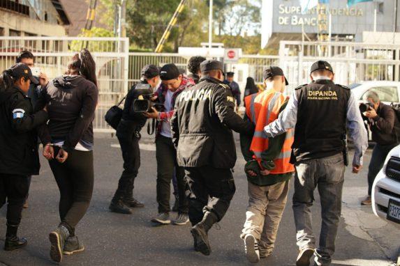 PNC capturó a un sospechoso de los ataques a buses.