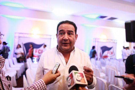 Sammy Morales ocupa la segunda casilla del listado nacional para diputados del FCN.