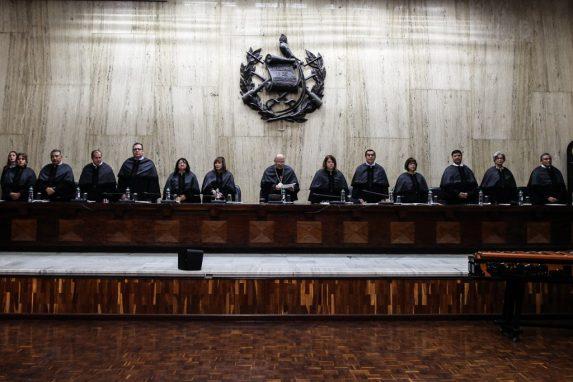 Elección de Cortes: ¿Por qué los diputados quieren que esta CSJ se quede hasta 2021? imagen