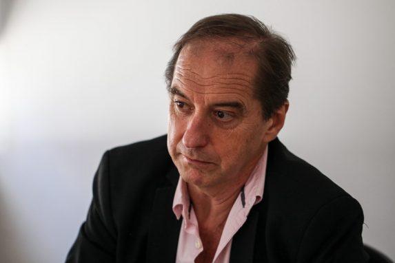 Carlos Martín Beristain, investigador de los Derechos Humanos.