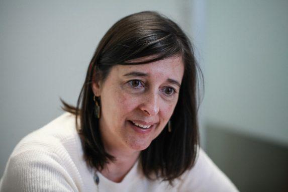 Corinne Dedik, investigadora del CIEN.