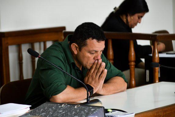Lemuel Valle, el único acusado por la muerte de los tres estudiantes de la UVG.