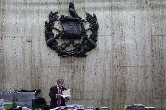 Juez Miguel Ángel Gálvez.