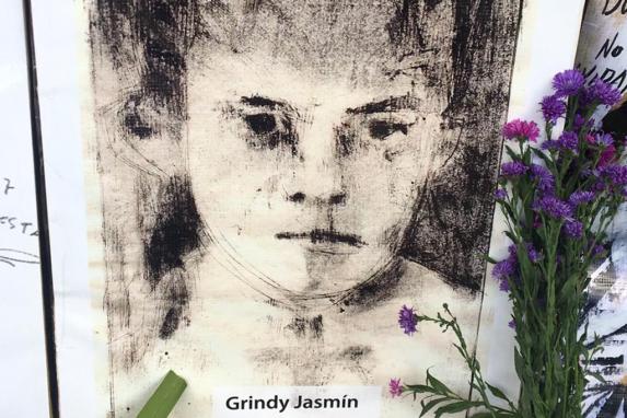 Grindy Jasmín.