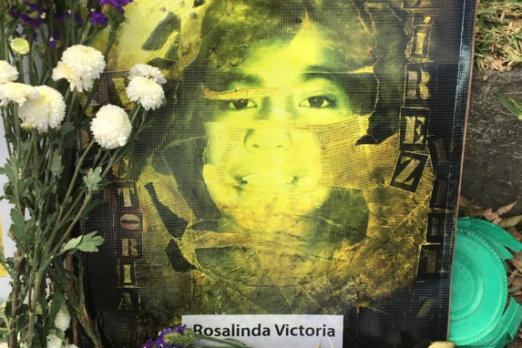 Rosalinda Victoria.