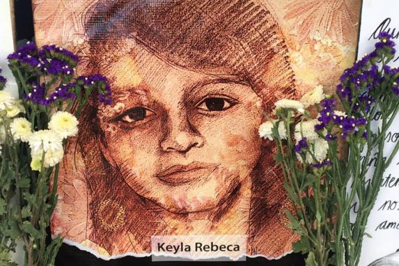 Keyla Rebeca.