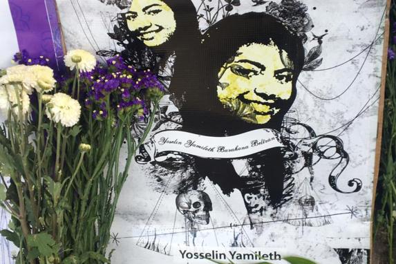Yosselin Yamileth.