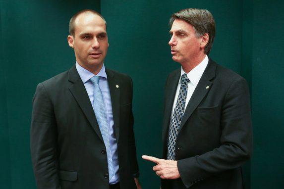 El diputado Gilberto Nascimento (PSC-SP) es aliado de Bolsonaro en la Comisión Especial y uno de los representantes de la bancada de la biblia.