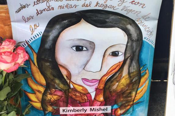 Kimberly Mishel Palencia Ortiz.