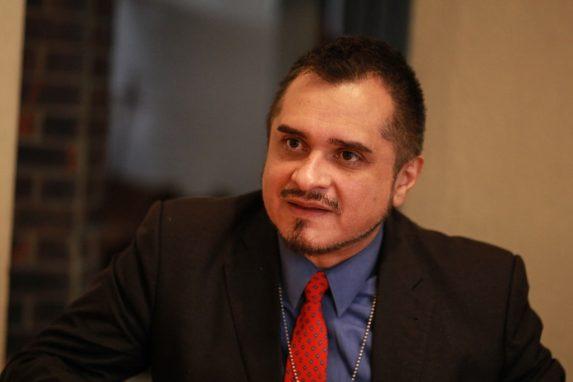 Jorge López, abogado y amigo de Joseph.