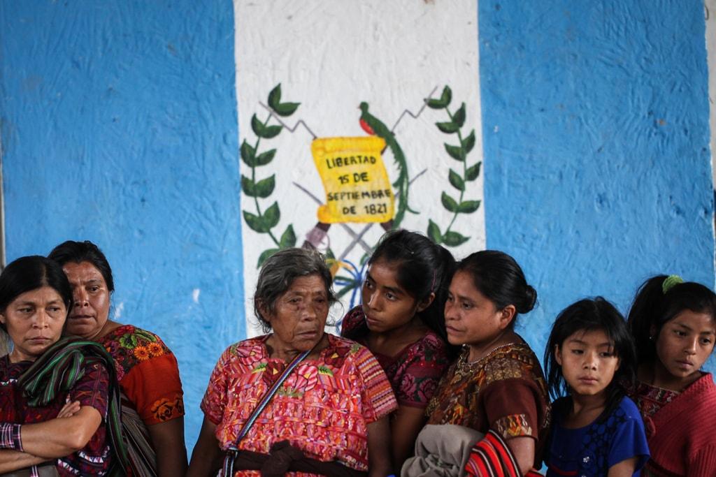El panorama para las mujeres en Guatemala no es alentador. Foto: Carlos Sebastián