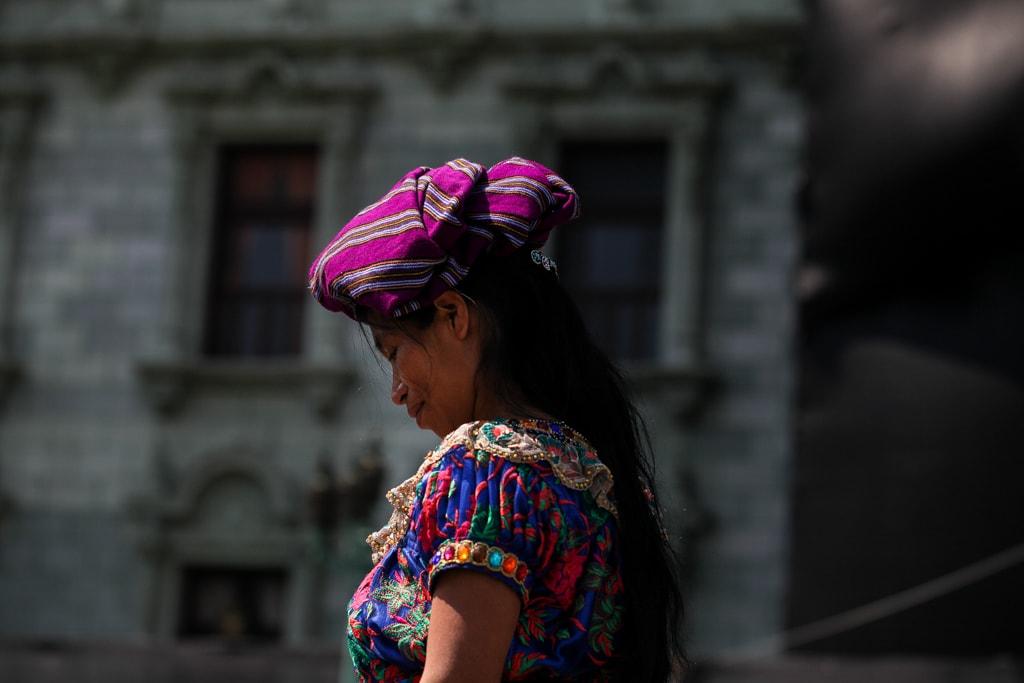 SILENCIO. La Comisión Presidencial contra la Discriminación y el Racismo solo ha recibido dos quejas por parte de trabajadoras domésticas, pese a que existe un 60% de mujeres de origen indígena que se dedican a esta labor. Foto: Gabriela Ríos