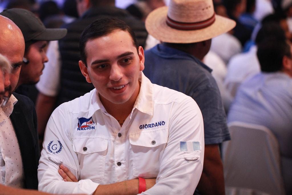 Juan Manuel Giordano.