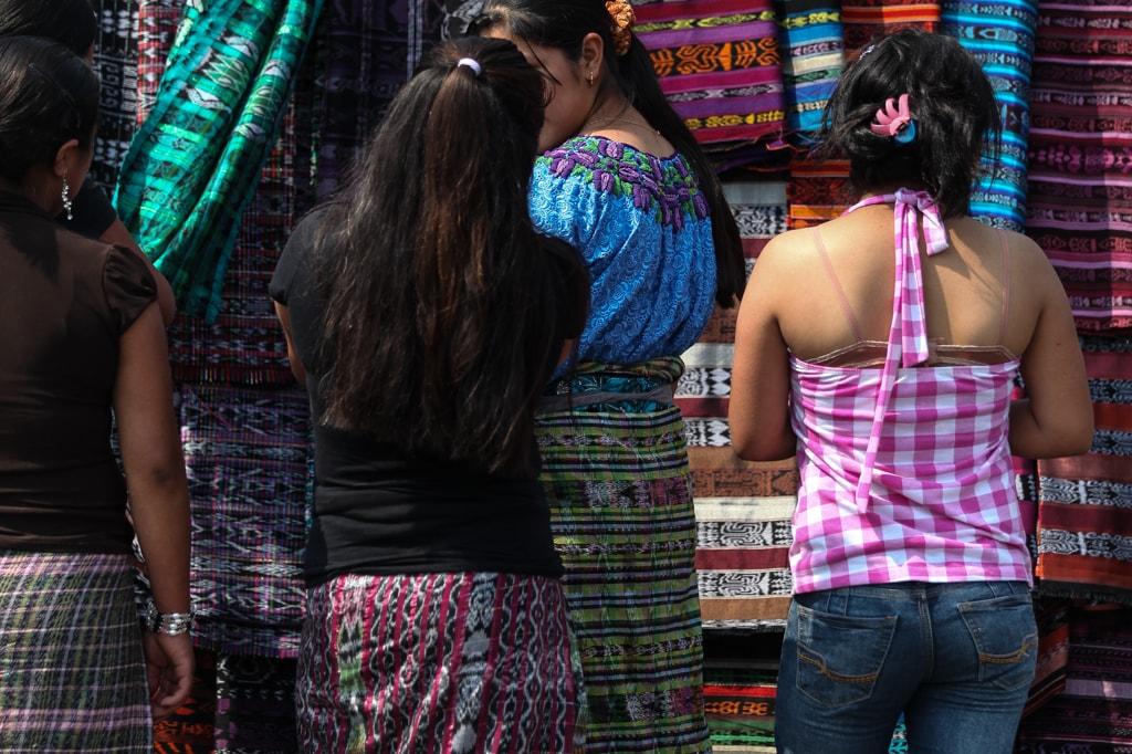 ABUSO E IMPUNIDAD. El máximo órgano de defensa legal de Guatemala registró dos denuncias de trabajadoras del hogar en el 2018. Sin embargo, una encuesta de la organización Atrahdom reveló una cifra oculta: un 40% de casos de violencia, entre ellas, el abuso sexual. Foto: Gabriela Ríos
