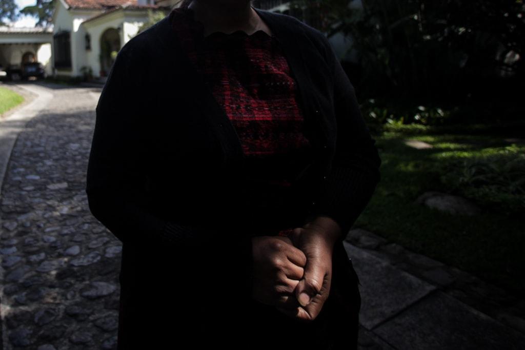 INVISIBLES. Las denuncias interpuestas ante el Estado son atendidas con poca efectividad: de las 720 denuncias recibidas en cuatro años por el Ministerio de Trabajo, sólo se resolvieron 176 de manera conciliada, apenas el 24% de los casos. Foto: Gabriela Ríos