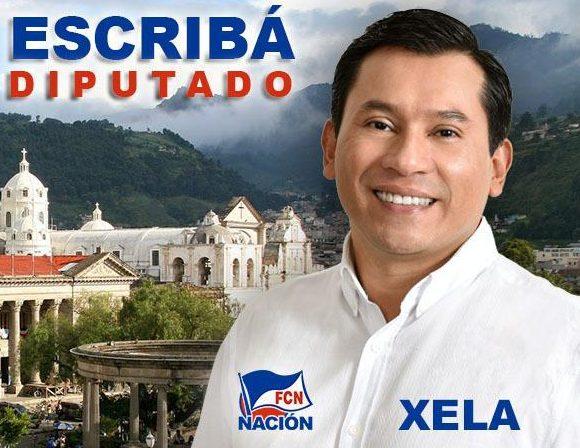 Campaña del diputado Armando Escribá.