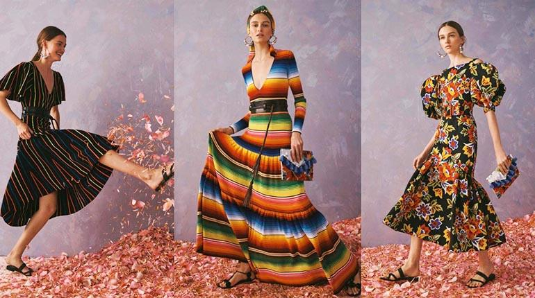 "14802d5c95 La polémica es esta: La marca Carolina Herrera ha creado una colección  llamada Resort 2020 que asegura ""rinde homenaje"" a la riqueza cultural de  México, ..."