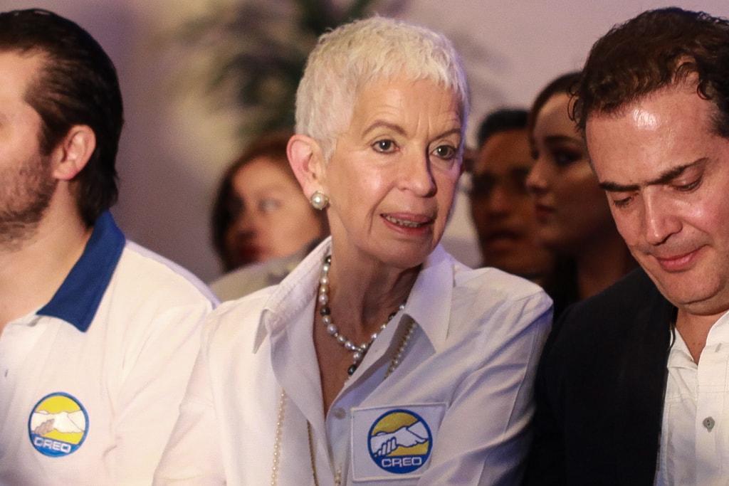 Adela Camacho de Torrebiarte.