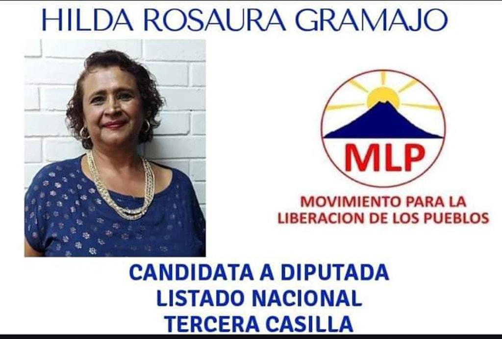 Hilda Rosaura Gramajo.