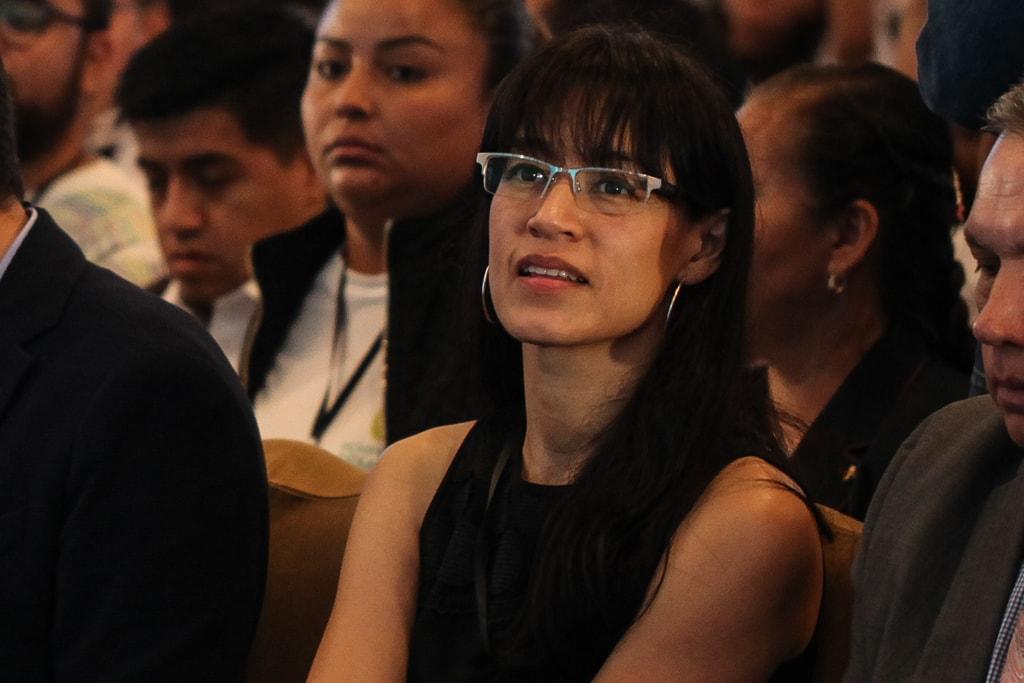 Lucrecia Hernández Mack.