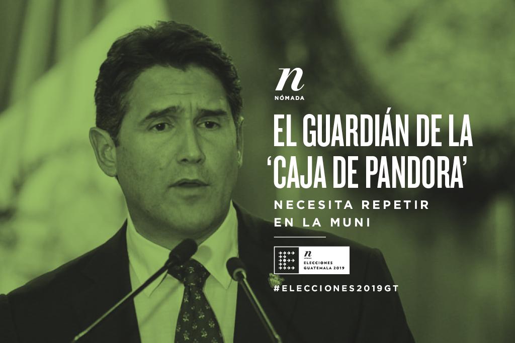 Ricardo Quiñónez.