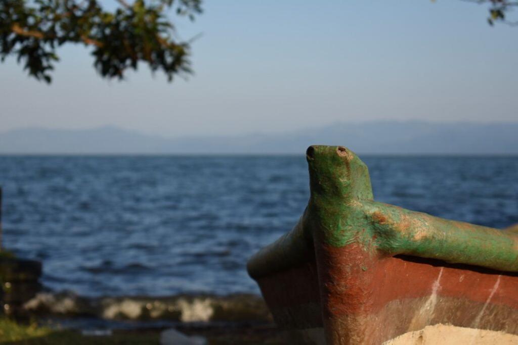 Lago de El Estor Izabal. Foto: Nelton Rivera